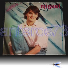 "MIGUEL BOSE ""MIGUEL BOSE"" RARE LP 1980 MADE IN ITALY + POSTER - SEALED"