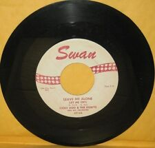 DICKY DOO & THE DON'TS 45 leave me alone/wild party SWAN #4014