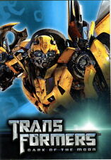 TRANSFORMERS DARK OF THE MOON 2011 NON-SPORT UPDATE PROMO CARD NO # BUMBLE BEE