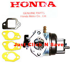 16100-ZL8-801 GENUINE HONDA GC160 Engines CARBURETOR & GASKETS KIT SET BB 61BB