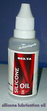delta SILICONE oil lube lubricant silicon lubrication