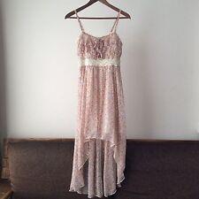 LIZ LISA Dress Floral Kawaii Hime Gyaru Japanese Fashion