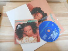 CD Pop Imani Coppola - Legend Of A Cowgirl (3 Song) MCD COLUMBIA +Poster