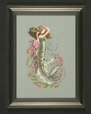 Mirabilia Designs - MD92 - South Seas Mermaid Chart by Nora Corbett