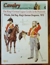 cavalry of the napoleonic wars # 4 - th King's german legion