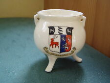 Di Killarney Irlanda Crest-Cooking Pot-FIORENTINA Crested China