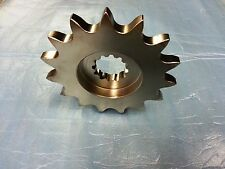 "GSXR1000 BUSA KZ1000 GS1100 1/4"" 530 16 TOOTH OFFSET SPROCKET WIDE TIRE DRAGBIKE"