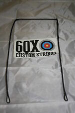 "Carbon Express X Force 350/400 37"" Crossbow String by 60X Custom Strings Bow"
