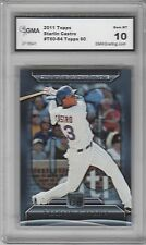 2011 Topps 60 Starlin Castro Insert #T60-84 Graded Gem Mint 10