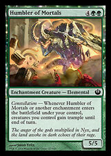MTG 4x HUMBLER OF MORTALS - UMILIATORE DI MORTALI - JOU - MAGIC