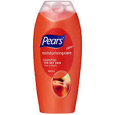 NEW IMPORTED PEARS MOISTURIZING CARE SHAMPOO FOR DRY HAIR
