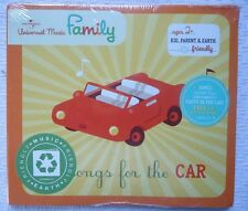 Songs for the Car [Hip-O] by Various Artists (CD, Aug-2008, Hip-O)