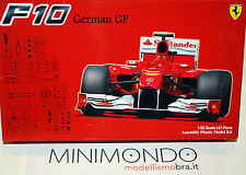 KIT FERRARI F10 GERMAN GP 2010 ALONSO MASSA 1/20 FUJIMI GP41 09094