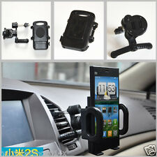 Car Bracket Cell Phones Holder Stand Air Vent Mount Outlet Cradle For iPhone 5 6