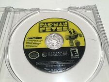 Pac-Man Fever (Nintendo GameCube) Game in Plain Case Vr Nice!