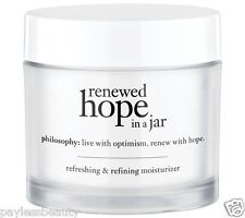 New in the Box Philosophy Renewed Hope In A Jar 2 ounce