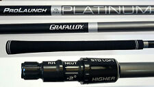 TaylorMade Grafalloy Platinum LITE SENIOR LONG DRIVE DRIVER SHAFT M1,R1,R15,SLDR