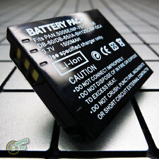 BJ-6/DB-60/65/BJ6/DB60/DB665 Battery for RICOH Caplio GR Digital/II/III/IV/GX100
