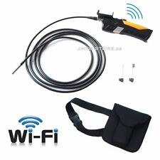 WiFi HD720p Endoskop Videoskop Borescope Endoskopkamera PC iOS Android Tablet 3m