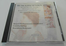 "Tchaikovsky Symphony no. 6 ""Pathetique"" Romeo & Juliet (CD Album) Used very good"