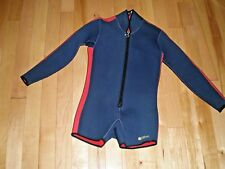 Mens  Fathom Seaflex Wet Suit Large Made in St Lucia