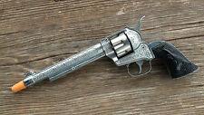 MARSHAL Toy Cap Gun Leslie-Henry Wild West Toys Steer Head Grips