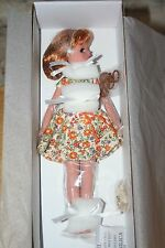 "TONNER SINDY'S PERFECT DAY DOLL w/CLOTHES ACCESSORIES 11"" TALL CUTE! NEW"