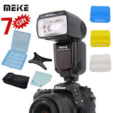 Meike MK-910 Flash Speedlite i-TTL HSS 1/8000s for Nikon SB900 SB910+ Diffuser
