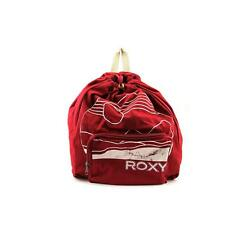 Roxy Flybird Backpack Women Red Backpack
