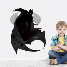 Lindo Batman Vinilo Pegatinas Murales Juegos Para Niños Habitación