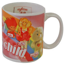EIGHTIES CHILD MUG Retro Gift Coffee Cup - Home Kitchen - Mum Mothers Day