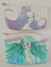New Lot Of 2 Ipsy August 2016 Sugar Highness Glam Bag Makeup Bags Only