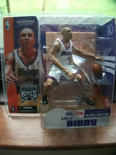 Mike BIBBY McFarlane Sportspicks NBA serie 3 Kings uniforme (nuovo) RARO