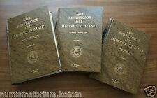 Sestercios Imperio Romano Sesterzen TOMO Volumen I. & II. & III. (1,2,3) CAYON