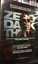 Poster ZERO DARK THIRTY di K. Bigelow Originale Italiano 70x100 cm