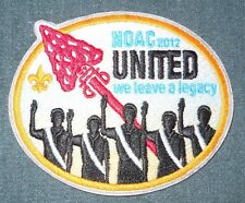 2012 NOAC Event Pocket Patch MINT! OA National Order of the Arrow Conference WWW