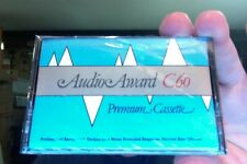 Audio Award C 60 blank cassette tape- Normal Bias/Professional Series- sealed