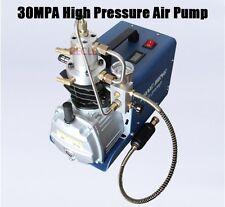 30MPA High Pressure Air Pump Electric PCP Air Compressor for Airgun Scuba Rifle