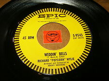 "RICHARD ""POPCORN"" WYLIE - WEDDIN BELLS - COME TO ME  / LISTEN - SOUL POPCORN"