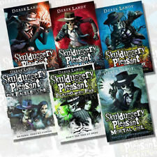 Skulduggery Pleasant 6 Books Collection (Skulduggery Pleasant,Playing With) New