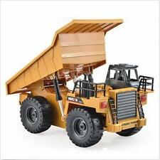 6 Channel Functional Dump Truck toy Car Vehicle Electric RC Remote Control L