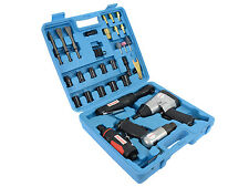 Professional Pneumatic Air Tool LARGE Kit Automotive Impact Accessories Garage