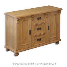 Anrichte,Sideboard,Halbschrank,Kommode,Massiv,Landhausstil / -möbel,Weichholz