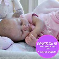 Reborn Kit ~ baby Kaelin kit~ On SALE~ ready to paint by you the artist blank