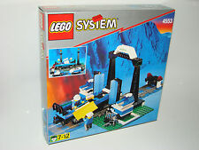 LEGO® System 4553 Zug Waschanlage NEU_ Train Wash NEW to 60051 60052 60097 60098