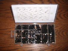 240 Piece Metric Nut, Bolt, Washer Assortment