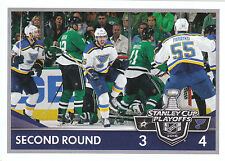 16/17 PANINI NHL STICKER STANLEY CUP PLAYOFFS #475 STARS BLUES PARAYKO *24665