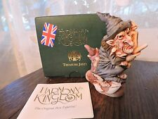 Harmony Kingdom Treasure Jests 3-pc. Witching Time Trinket Box Figurine TJEV02FW
