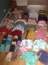 Girls trendy fashion 12-18 1-1.5 winter/spring bundle. 65 items. Next M&S