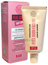 Soap and Glory FEEL GOOD FACTOR SPF25 Translucent BB Cream Moisturiser 50ml
